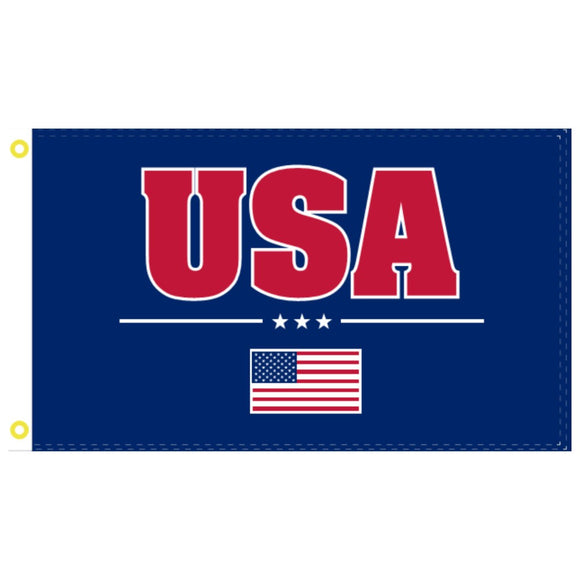 USA 3'x5' 100D Rough Tex® Flag