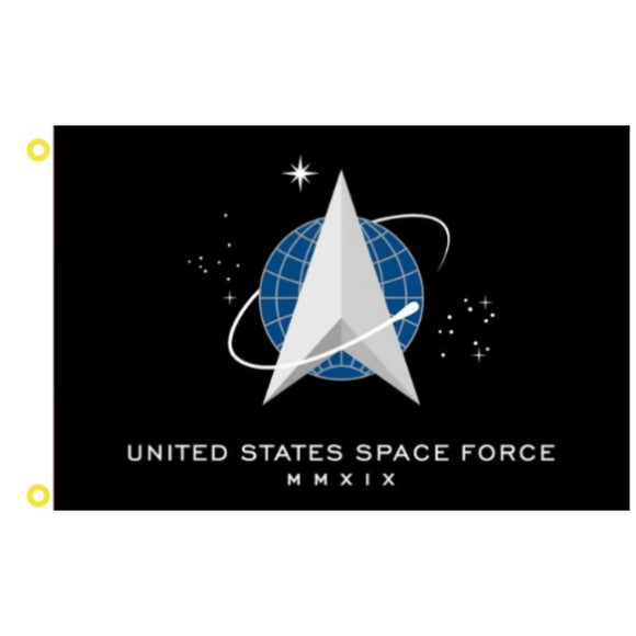 United States Space Force 3'x5' 100D Rough Tex® Flag