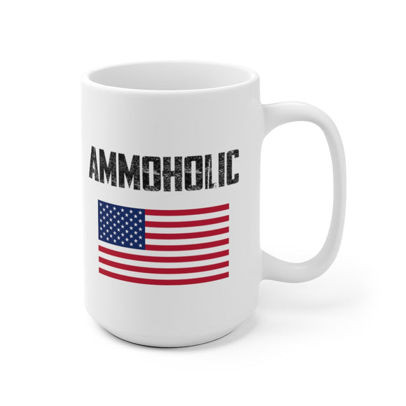 Ammoholic Mug (2 Sizes)