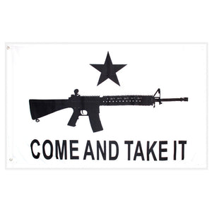 Come and Take It 3'x5' 100D Rough Tex® Flag