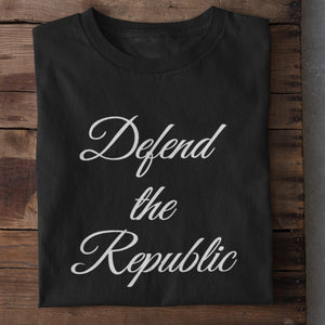 Defend the Republic Unisex Ultra Cotton Tee