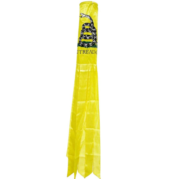 Don't Tread on Me Windsock