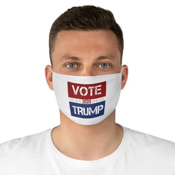 Vote Trump 2020 Unisex Fabric Face Mask