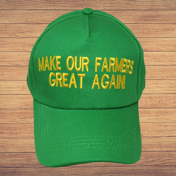 Make Our Farmers Great Again Hat