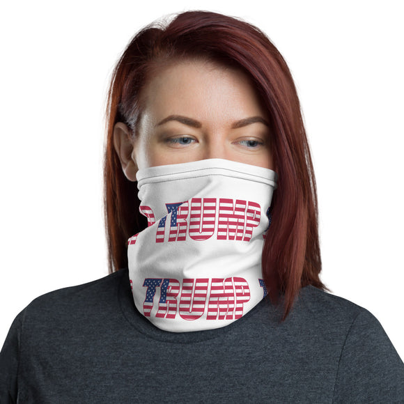 Trump Face and Neck Gaiter