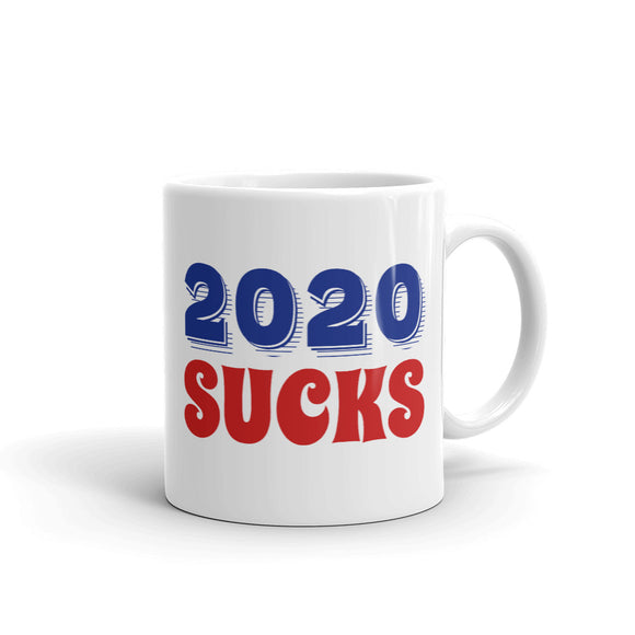2020 Sucks Ceramic Mug