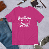 Southern Raised. Jesus Saved.