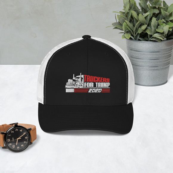 Truckers for Trump 2020 Trucker Cap