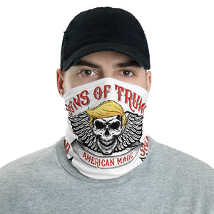 Sons of Trump Face and Neck Gaiter