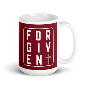 Forgiven 15oz Ceramic Mug