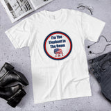 I'm The Elephant In The Room Cotton Unisex T-Shirt