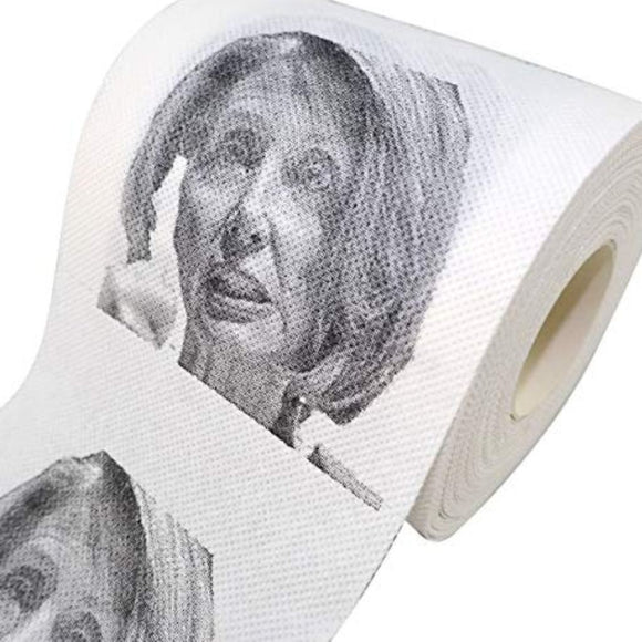 Nancy Pelosi Prank Toilet Paper Roll