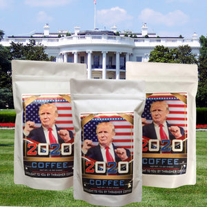 Trump 2020 Re-Election Coffee (Light-Medium)