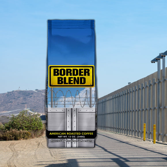 Border Blend (Dark) Coffee