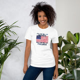 It's the Bill of Rights Not the Bill of Feelings Unisex T-Shirt