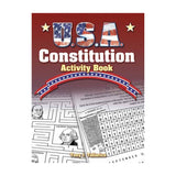 USA Constitution Coloring & Activity Book