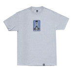 Two Headed Beast T-Shirt Ash Grey
