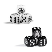 Circle Logo Dice Set