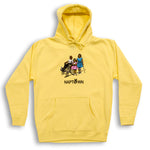 Handicapped Hoodie Butter