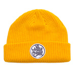 Small Beanie Mustard Yellow