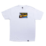 Postcard T-Shirt White