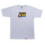 Postcard T-Shirt Grey