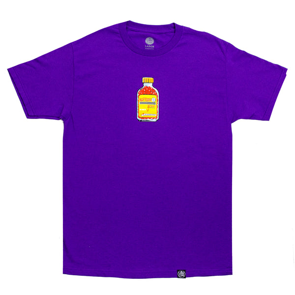 Pain Reliever T-Shirt Purple