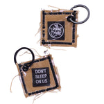 Hang Tag Key Chains