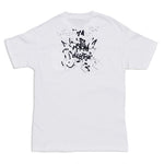 Puzzle Pocket Tee Shirt White