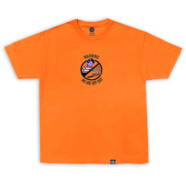 Hot Shit T-Shirt Orange