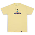 Sleepwalker Shirt Pale Yellow