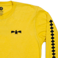 Rollies Long Sleeve Shirt Yellow