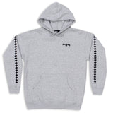 Rollies Hoodie Heather Grey