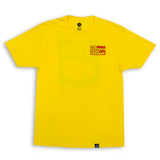 Paint Bucket Shirt Yellow