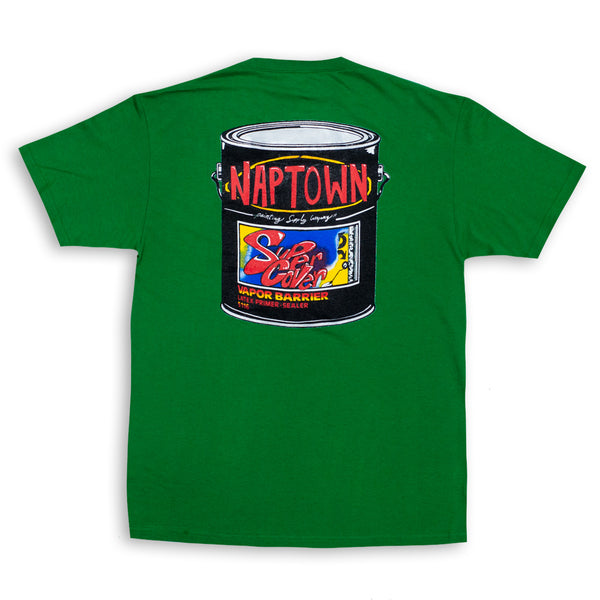 Paint Bucket Shirt Green