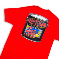Paint Bucket Shirt Red