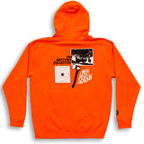 Open Season Hoodie Orange