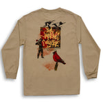 Hunting Club Long Sleeve Shirt Sand