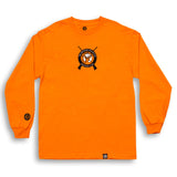 Open Season Long Sleeve Shirt Orange