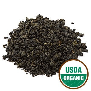 Gunpowder Green Tea - Special Grade (Organic)