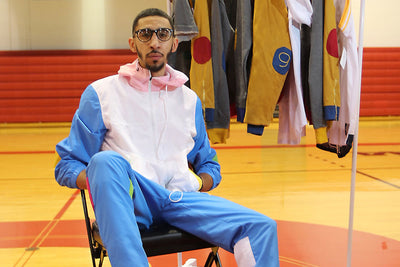 CLOTHING LINE REFLECTS HIS CANCER AND HOOPS EXPERIENCES