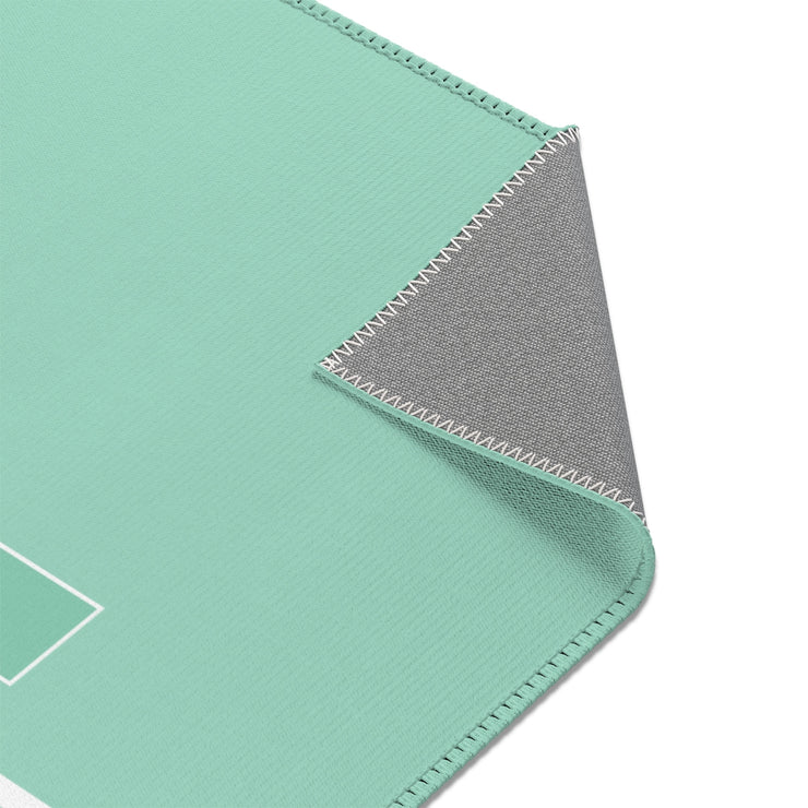 "Mint ""NOT FOR EVERYBODY"" Area Rug"