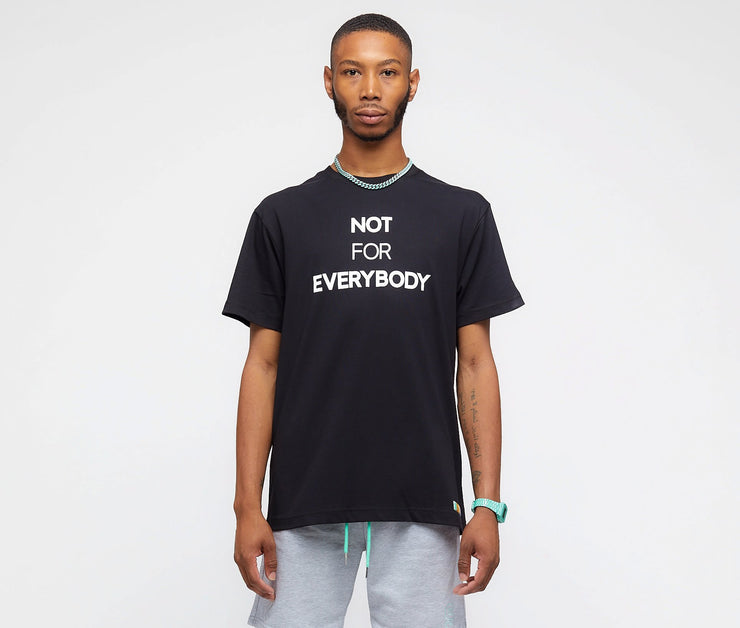 """NOT FOR EVERYBODY"" Supima Cotton Tee"