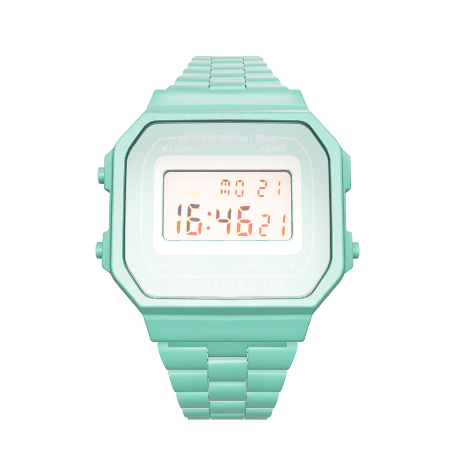 WATCH BY CHARLES JAY 002 MINT