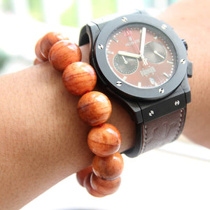 Blood Dragon Wood Bracelet (King of Wood)