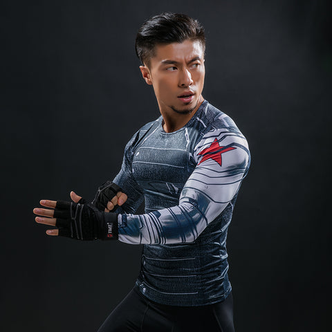 Image of Winter Soldier Compression Shirt
