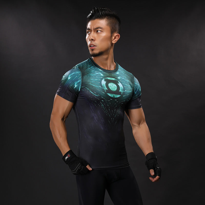 The Green Lantern Compression Shirt