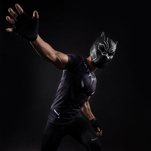 Black Panther Compression Shirt