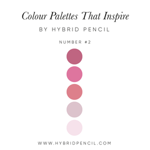 Colour Inspiration #2 by Hybrid Pencil