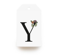 Floral Letter Y Gift Tags - Stationery in Lagos, Nigeria, Hybrid Pencil